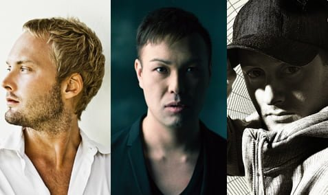 Defected In The House feat.RASMUS FABER,DAISHI DANCE, AARON ROSS