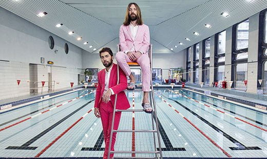 BREAKBOT & IRFANE<br>-DJ SET-