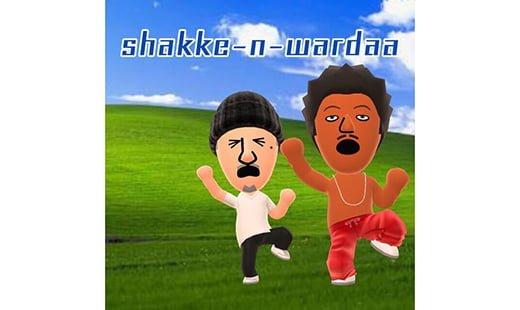 shakke-n-wardaa