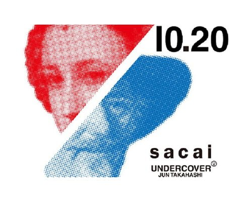 Amazon Fashion 10.20 sacai/UNDERCOVER PARTY