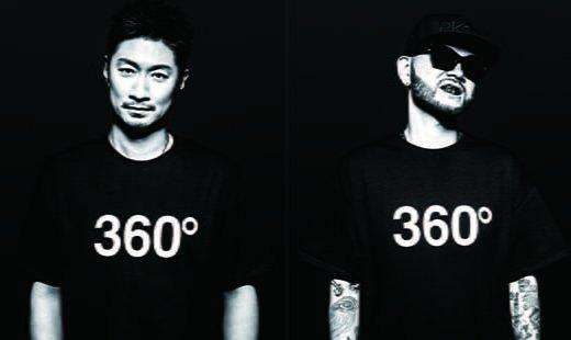 DJ MAKIDAI & DJ DARUMA (from PKCZR)