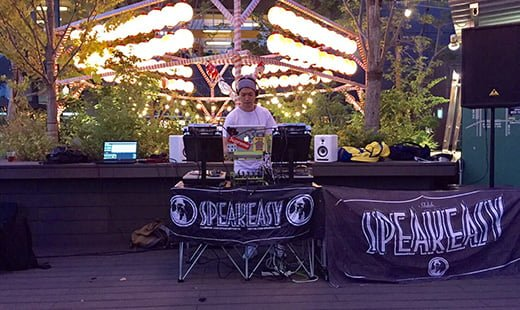 DJ L<br> (SPEAKEASY/Life Parc)