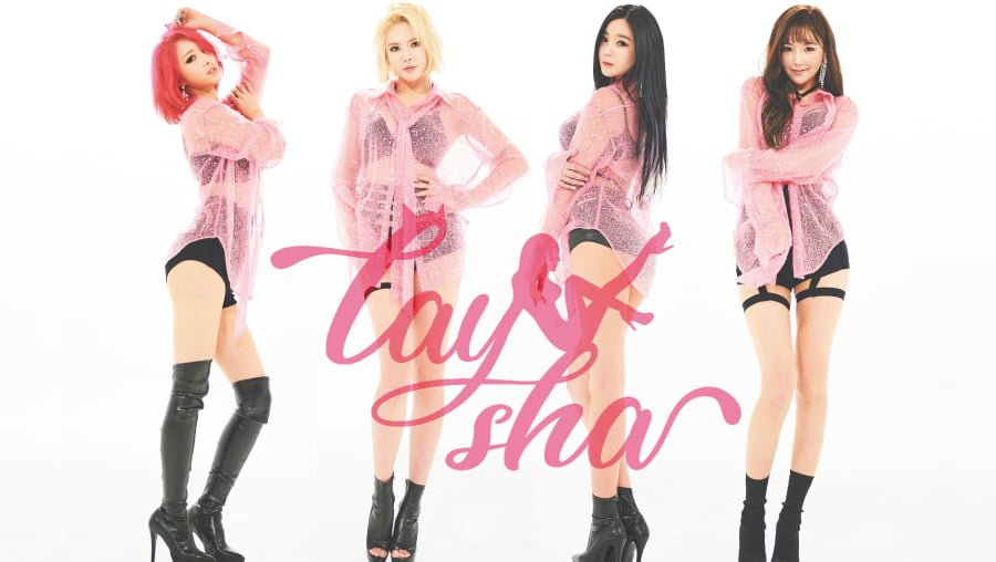 LAYSHA 1st SHOWCASE IN JAPAN [Pink Label]