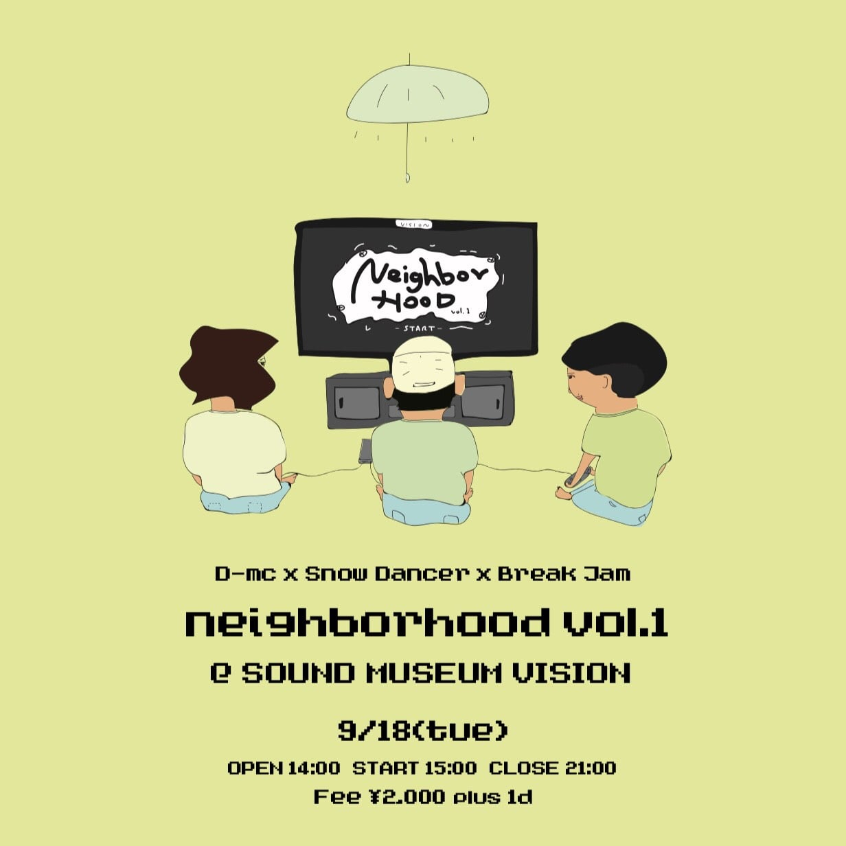 neighborhood vol.1