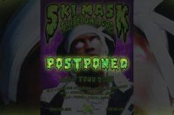 Ski Mask The Slump God初来日公演延期のお知らせ