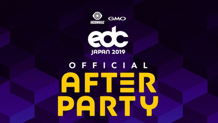EDC OFFICIAL AFTER PARTY × EDGE HOUSE