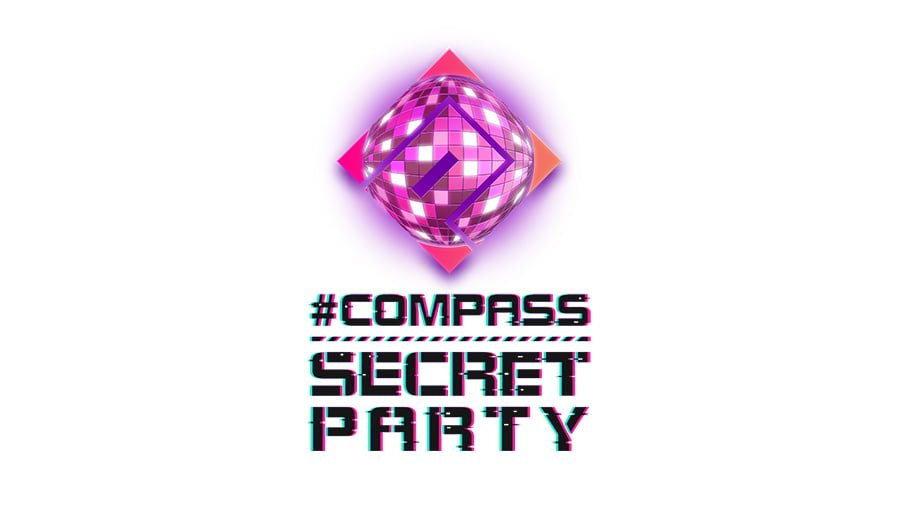 #COMPASS	SECRET PARTY
