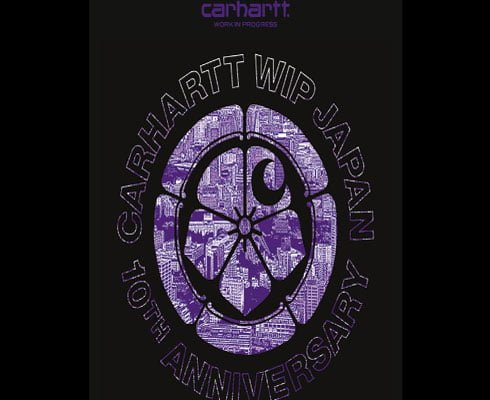 Carhartt WIP10th Anniversary